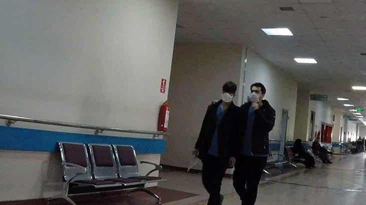 İran'dan kaçak olarak Türkiye'ye giren göçmenler üzerinde yapılan koronavirüs taramasında sonuçlar negatif çıktı