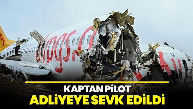 Uçak kazasında flaş gelişme