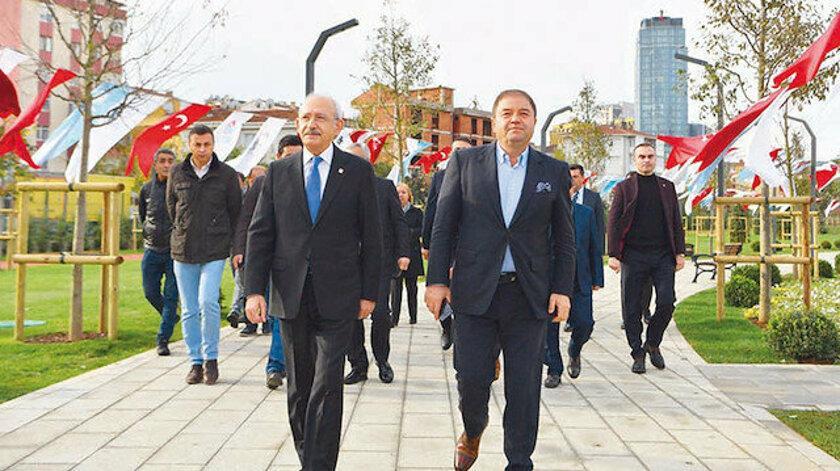 CHP'nin Anadolu Yakası'nın en büyük parkı iddiasıyla açtığı park şantiye alanına döndü!