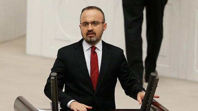 Pervin Buldan'ın CHP'ye çağrısı sonrası AK Partili Bülent Turan'dan çok sert tepki: Kılıçdaroğlu'nun yerine Demirtaş genel başkan adayı olsun