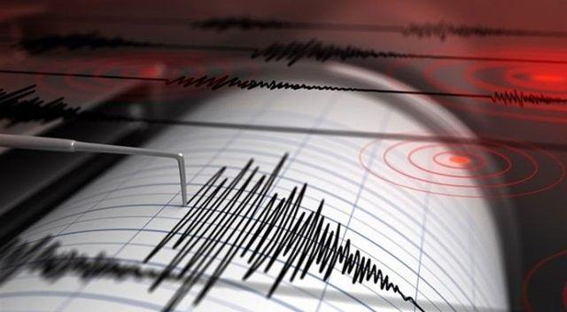 Manisa Akhisar'da 4.8 büyüklüğünde deprem