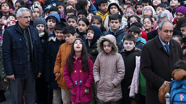 Elazığ'daki depremde yaşamını yitiren Muhammed Salih'in sınıfında hüzünlü ders başı