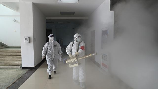 Koronavirüs, Kuveyt'e sıçradı
