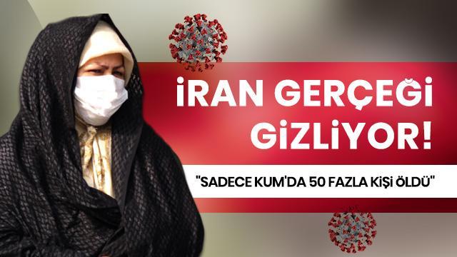 """İranlı milletvekilinden """"Kum'da koronavirüsten 2 haftada 50 kişi öldü"""" iddiası"""