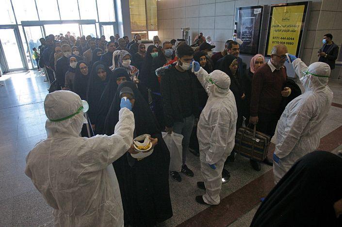 Irak'ta 4 kişide daha koronavirüs tespit edildi