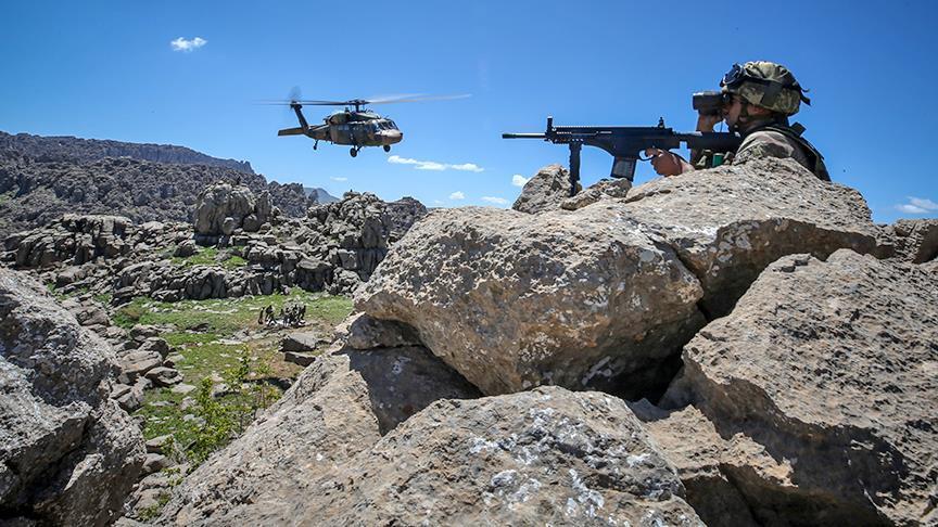 PKK'nın sözde Mahmur-Kerkük eyalet sorumlusu Yahya Duman etkisiz hale getirildi