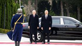 Başkan Erdoğan: Yukarı Karabağ Azerbaycan'ındır