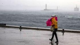 İstanbul Valiliği, fırtına uyarısı yaptı