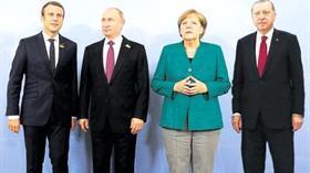 Rusya'dan ortamı gerecek açıklama! Kremlin, Suriye dörtlü zirvesi üzerine çalışmıyor