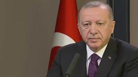Başkan Erdoğan ABD 'Tilki'si Fox'a ve muhabirine böyle ayar verdi: Siz önce yalan haber yapmayı bırakın