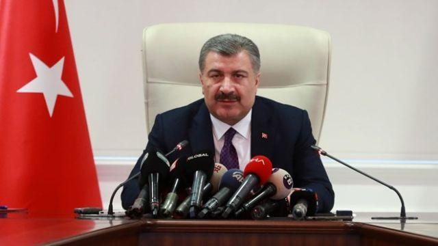 Korona virüste son dakika gelişmesi! Sağlık Bakanı Fahrettin Koca açıkladı