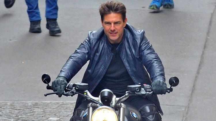 "Corona virüs Tom Cruise'u da ""vurdu"": Venedik'te film çekimi durduruldu"