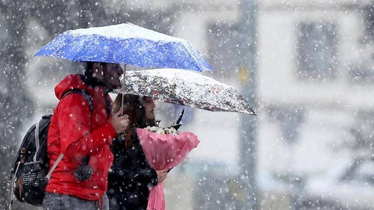 Meteoroloji'den son dakika hava durumu ve sağanak yağış uyarısı! O bölgelerde yaşayanlar dikkat