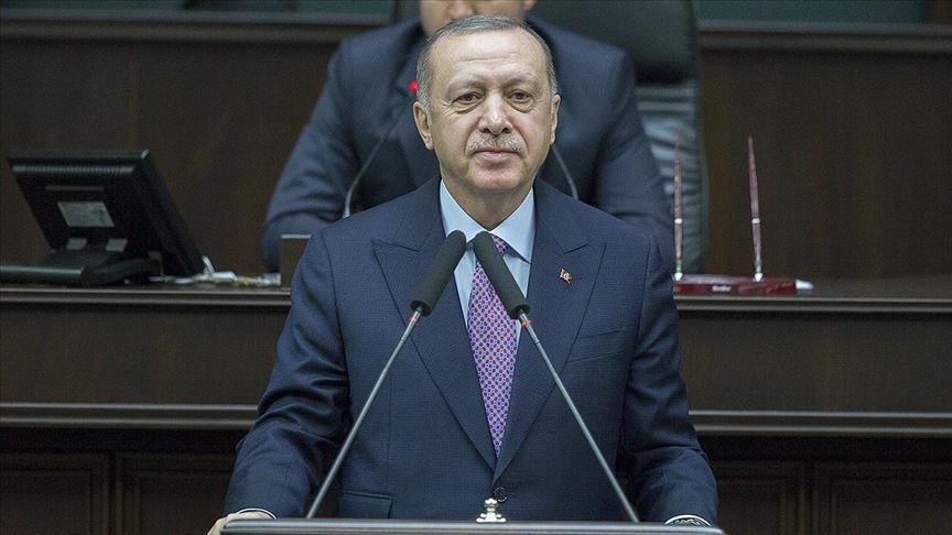Başkan Erdoğan: İdlib'de en büyük sıkıntımız hava sahasını kullanamıyor oluşumuz