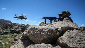 MSB duyurdu: PKK/YPG'li 7 terörist etkisiz hale getirildi