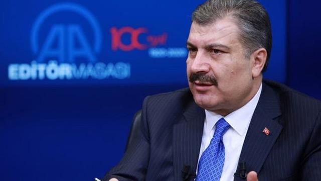 Sağlık Bakanı Koca: Koronavirüs 33 ülkede görüldü, Türkiye'de olmaması için gayret içindeyiz