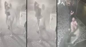 Fatih'te şoke eden olay! Bir anda kadına saldırdı, dövdüler