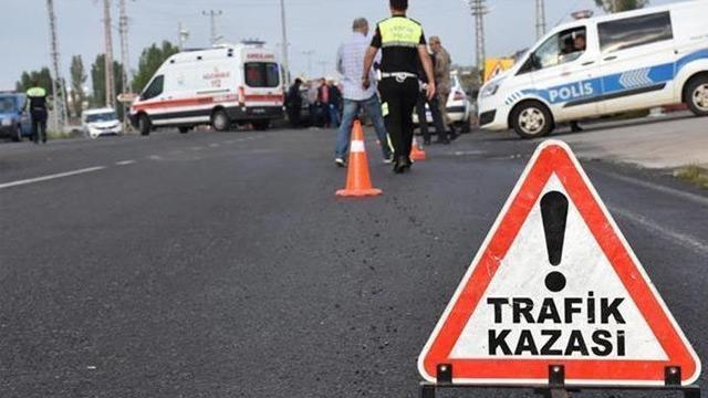Osmaniye'de 3 uzman çavuş kazada yaralandı
