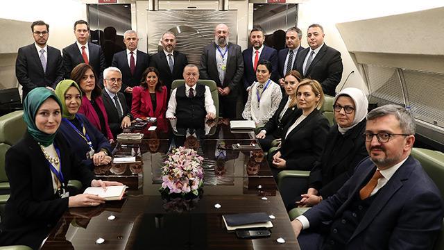 Başkan Erdoğan: Trump'la bir daha görüşmemiz gerekecek