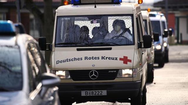 Almanya, askeri üssü karantinaya aldı
