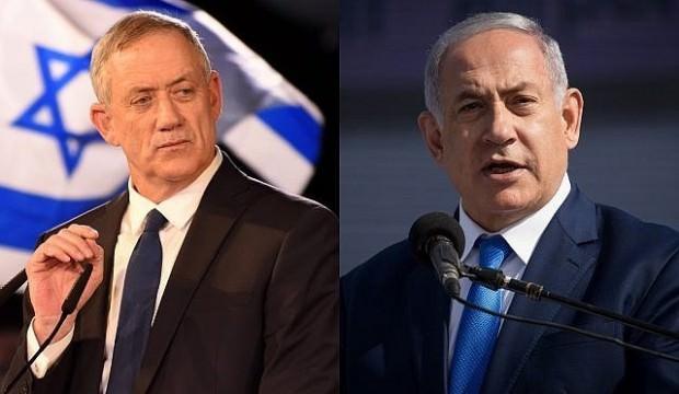 İsrail 3. kez erken seçime gidiyor! Netanyahu'nun rakibi Benny Gantz'den 'alçak' seçim vaadi!