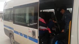 Tekirdağ'da 7 düzensiz göçmen yakalandı