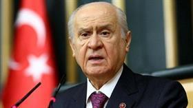 MHP lideri Bahçeli'den İdlib ve Libya açıklaması