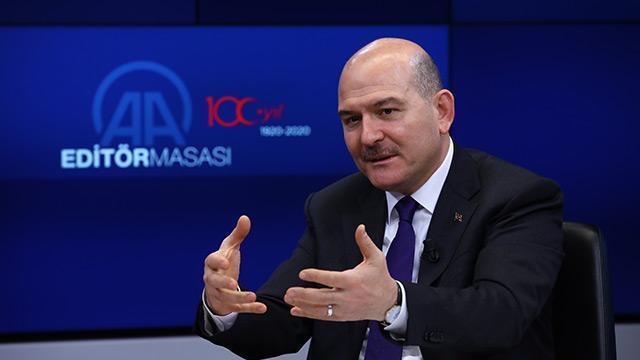 İçişleri Bakanı Süleyman Soylu'dan olası İstanbul depremi için önemli açıklama