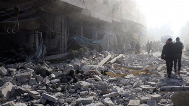 Almanya'dan Rusya ve Esed rejimine 'ateşkes' çağrısı