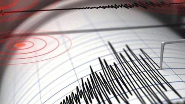Marmaris'te 4,3 büyüklüğünde deprem