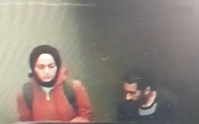 İstanbul'da metro çıkışında kadını taciz eden şüpheli yakalandı!