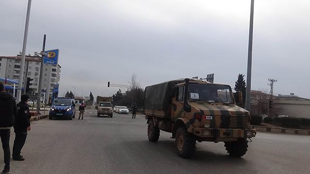 Kilis'ten İdlib'e komandolarımız sevk edildi