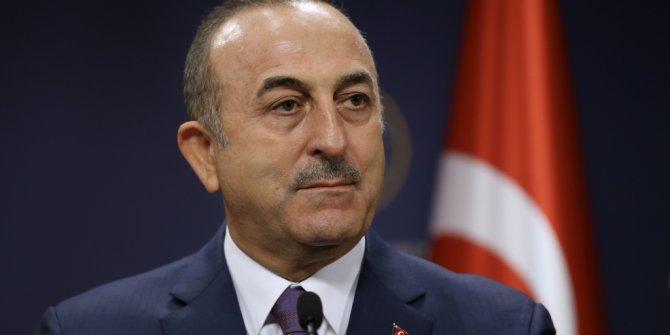 Dışişleri Bakanı Mevlüt Çavuşoğlu, NATO Genel Sekreteri ile görüştü