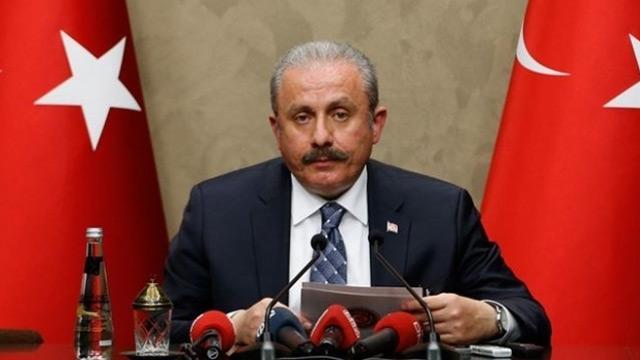 TBMM Başkanı Mustafa Şentop: Her saldırı, en ağır biçimde cevabını alacaktır