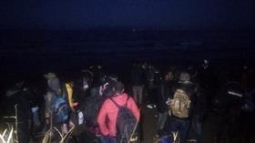 İzmir'den Yunanistan'a mülteci akını
