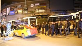 İdlib'teki alçak saldırıya İstanbul'da protesto