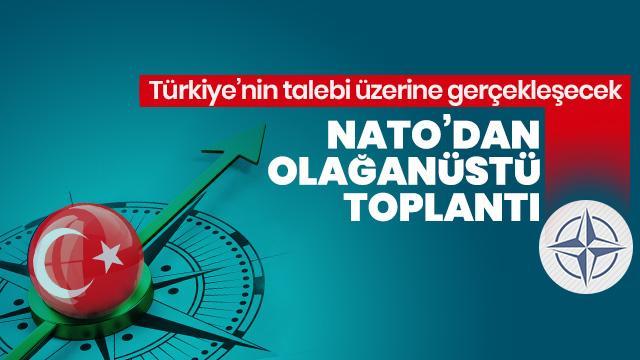 NATO bugün olağanüstü toplanacak
