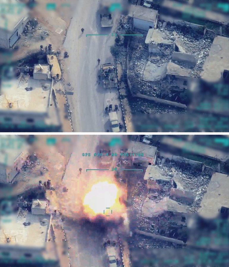 İdlib'deki operasyonlarda 17 günde 1709 rejim unsuru etkisiz hale getirildi (2)