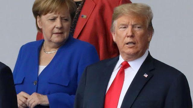 Başkan Erdoğan, Trump ve Merkel ile İdlib'i görüştü!
