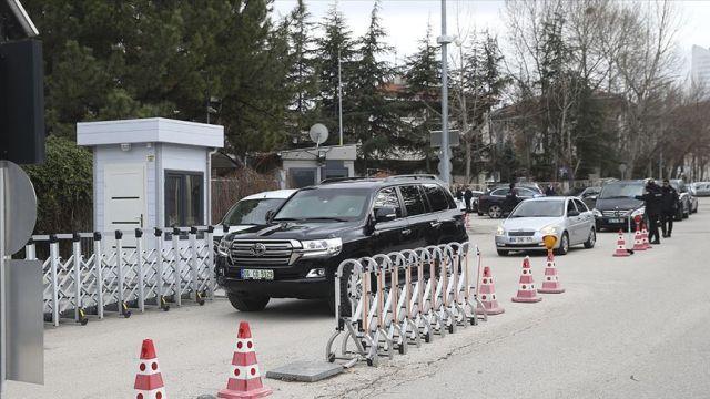 Türk heyetinden Rus tarafına ateşkes vurgusu