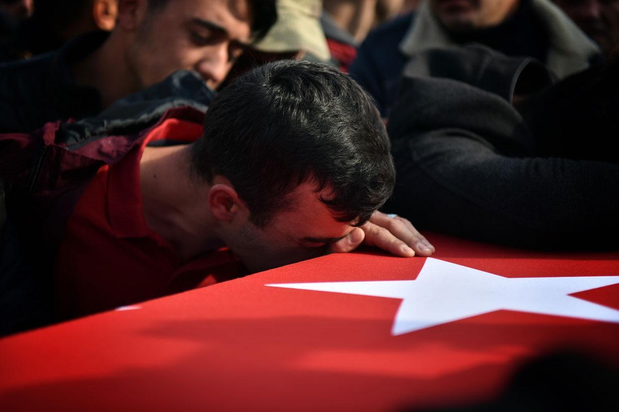 İdlib şehitlerinin isimleri ve memleketleri belli oldu