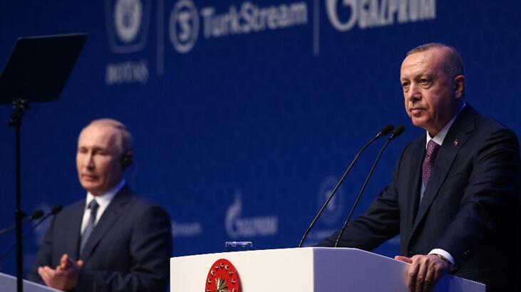 Başkan Erdoğan'dan Putin'e: Şehitlerimizin kanı yerde kalmayacak