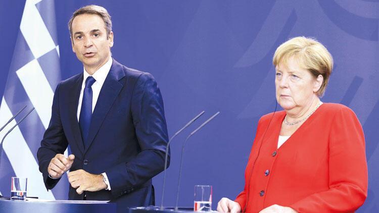 Türkiye kapıları açtı, Yunan Alman'dan yardım dilendi