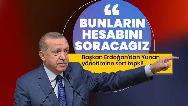 Başkan Erdoğan: İdlib, Suriye ve mülteci krizi bizden daha ziyade AB için bir irade ve liderlik testidir