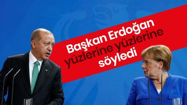 Bakan Mevlüt Çavuşoğlu o konuşmayı açıkladı! Başkan Erdoğan'dan Avrupa'ya rest: Ben size 4 katını göndereyim