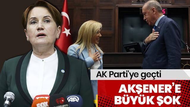 Tuba Vural Çokal, AK Parti'ye katıldı