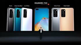 Huawei P40 serisi sanal lansman ile duyuruldu