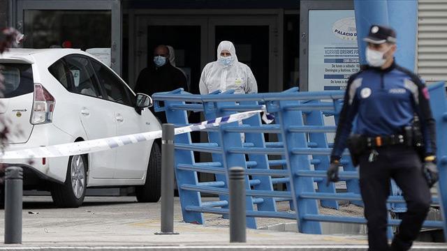 İspanya'da koronavirüsten ölenlerin sayısı bir günde 832 kişi yükseldi