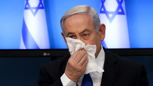 İşgalci İsrail'de Kovid-19 vaka sayısı 3 bin 500'e yaklaştı