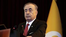 Galatasaray Kulübü Başkanı Mustafa Cengiz'den ihtiyaç sahiplerine maddi destek